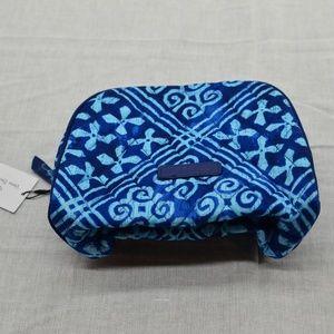 Vera Bradley Cuban Tiles Cosmetic Bag